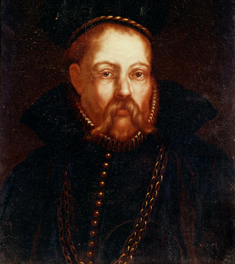 Tycho Brahe, Kienyke
