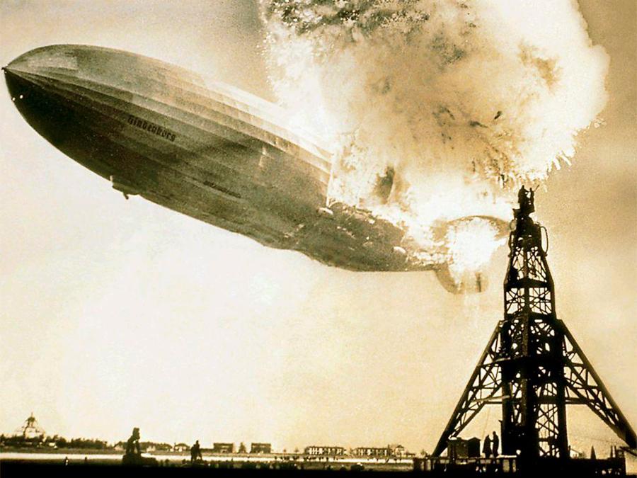 Zeppelin, Kienyke