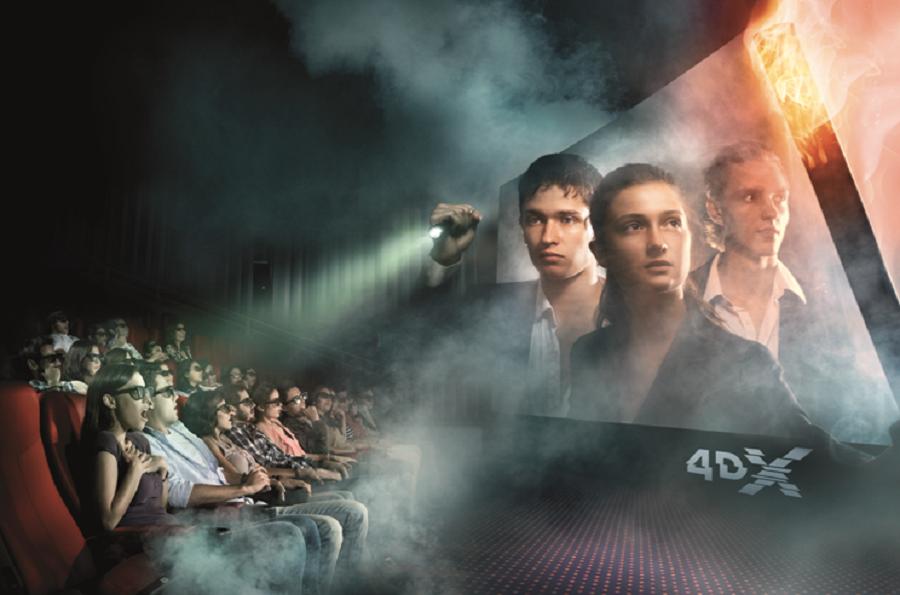 Cine 4D, Colombia, kienyke