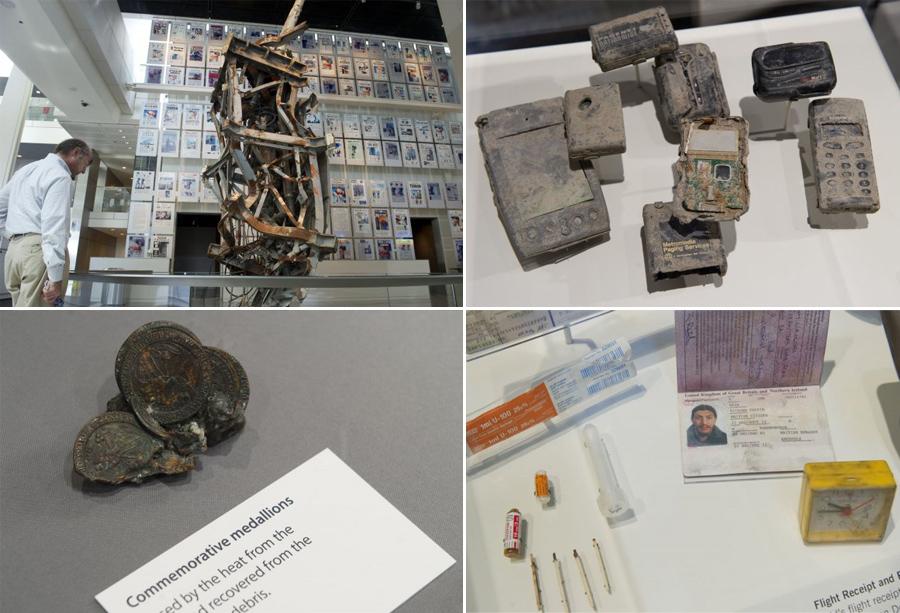 11 de septiembre, objetos encontrados en tragedias, kienyke