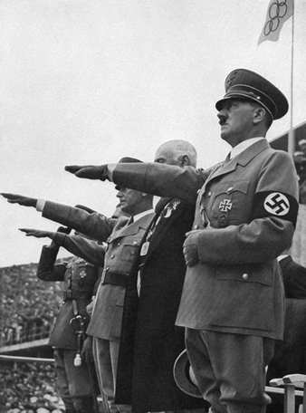 Adolf Hitler, kienyke