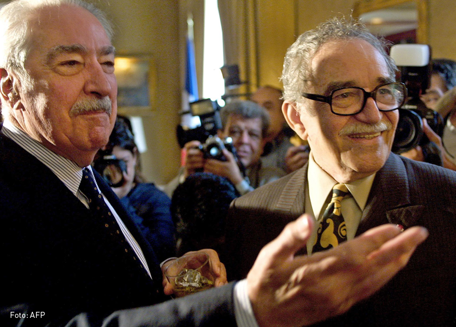 Alvaro Mutis, Gabriel García Márquez, Kienyke