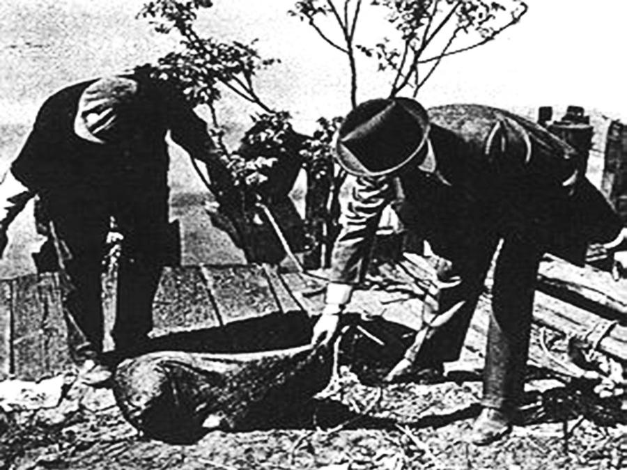 Asesino del torso, Kienyke