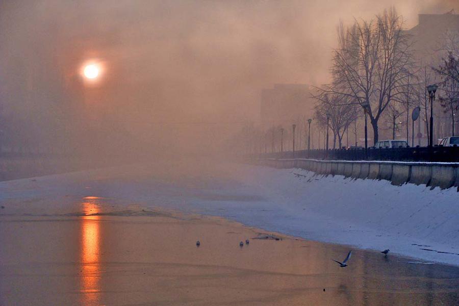 Bucarest, Kienyke