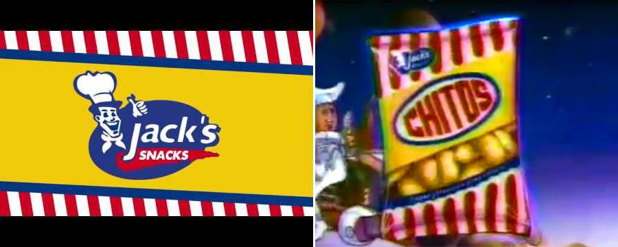 Chitos Jack's snacks, Kienyke