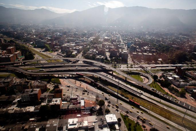 Dia sin carro en Bogotá, kienyke