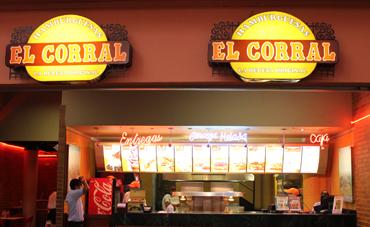 El Corral, kienyke