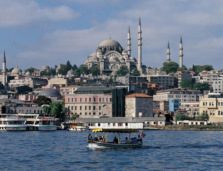 Estambul, Turquía, Kienyke