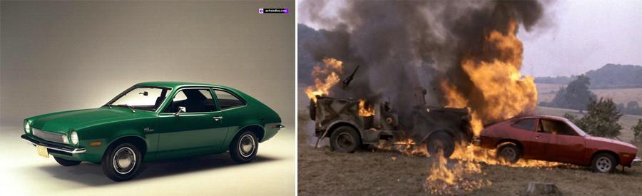 Ford Pinto, inventos peligrosos, kienyke