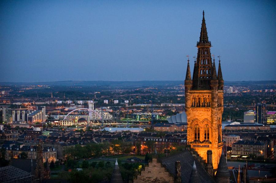 Glasgow, Escocia, Kienyke