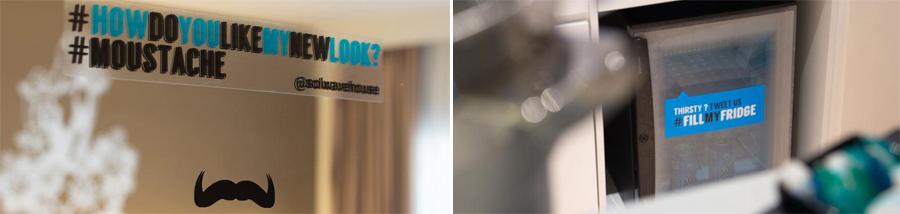 Hotel Twitter, Kienyke