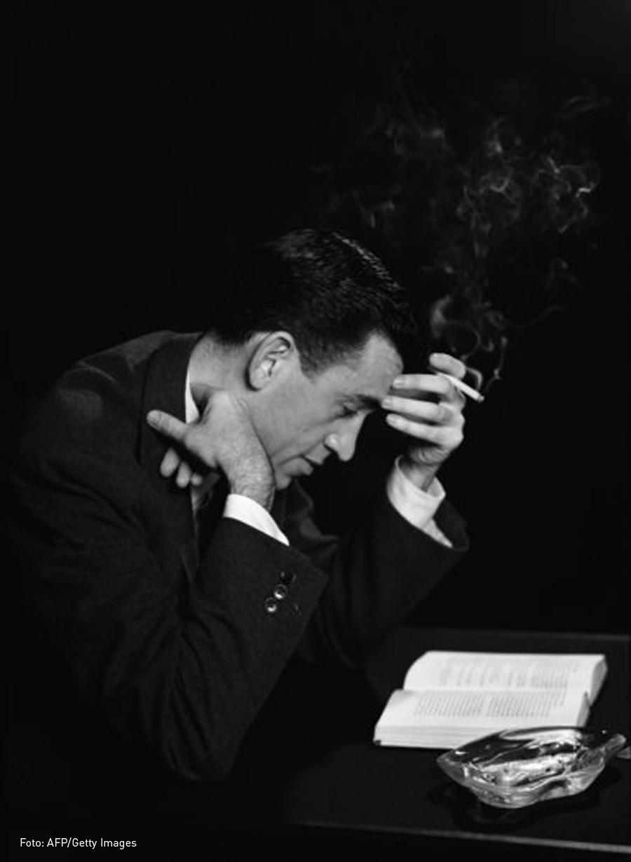 JD Salinger, Kienyke