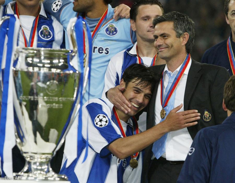 Jose Mourinho, Kienyke
