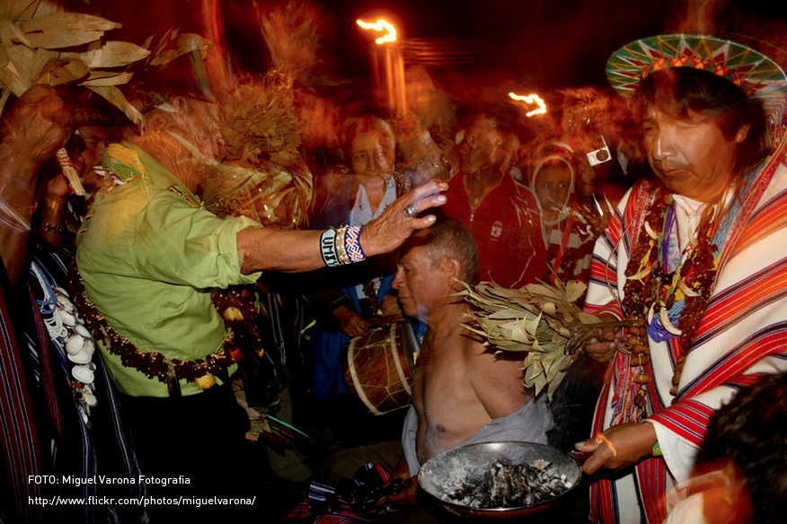Indigenas Kamentsa, kienyke