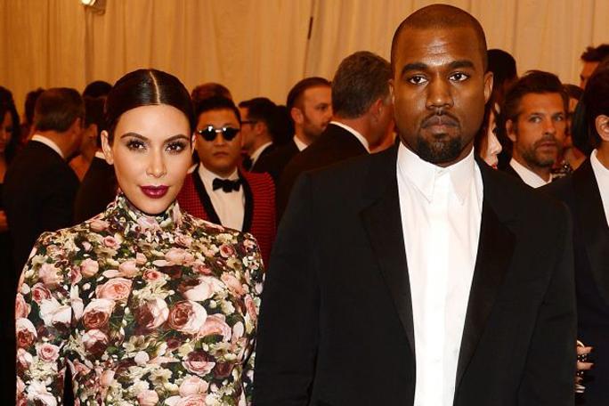 Kanye West y Kim Kardashian, kienyke