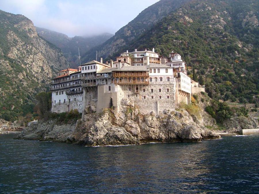 Monte Athos, Kienyke