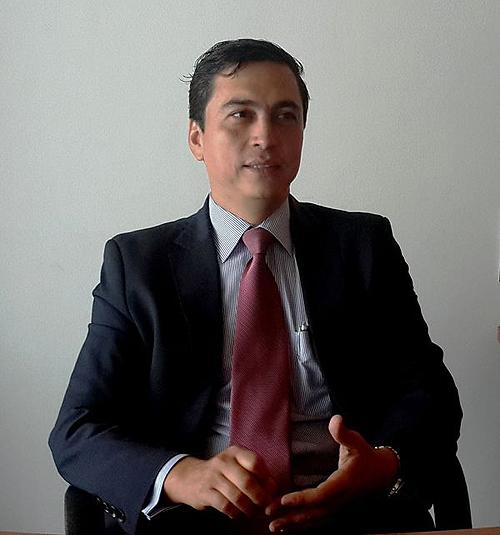 Nelson Molano gerente Pomar, kienyke