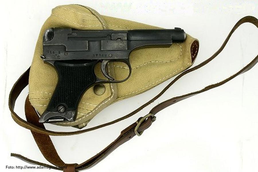 Pistola Nimbu Type 94, Kienyke
