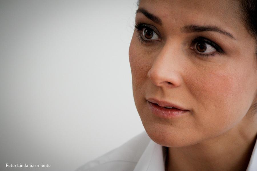 Silvia Corzo, Kienyke