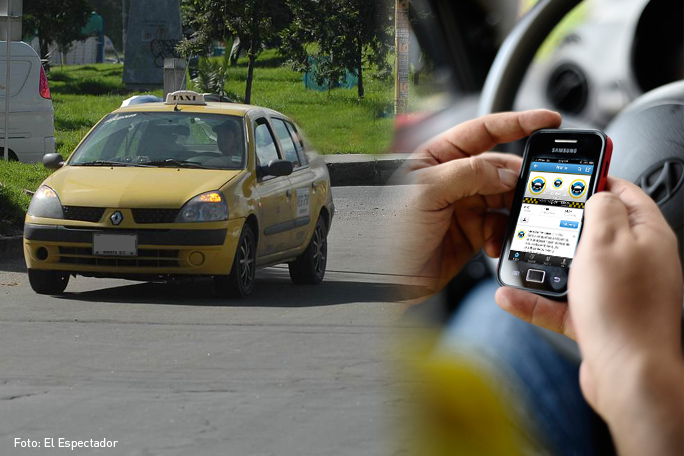 Taxistas twitteros, Kienyke