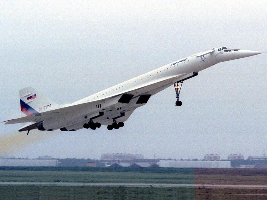 Tupolev Tu 144, inventos peligrosos, kienyke