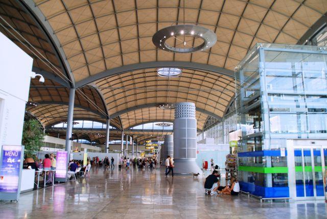 Siniestro le cuesta la vida a un bebé en aeropuerto español