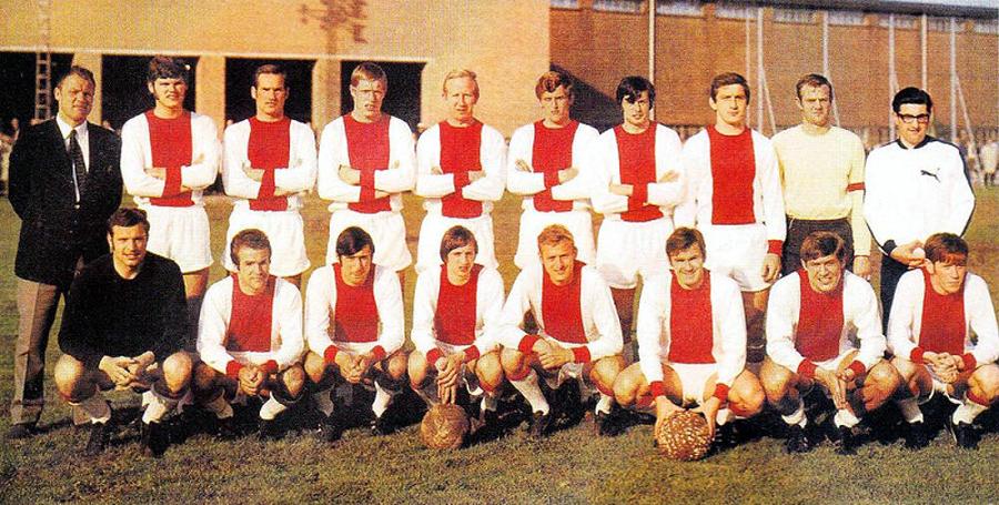 Ajax 1968 1970, Kienyke