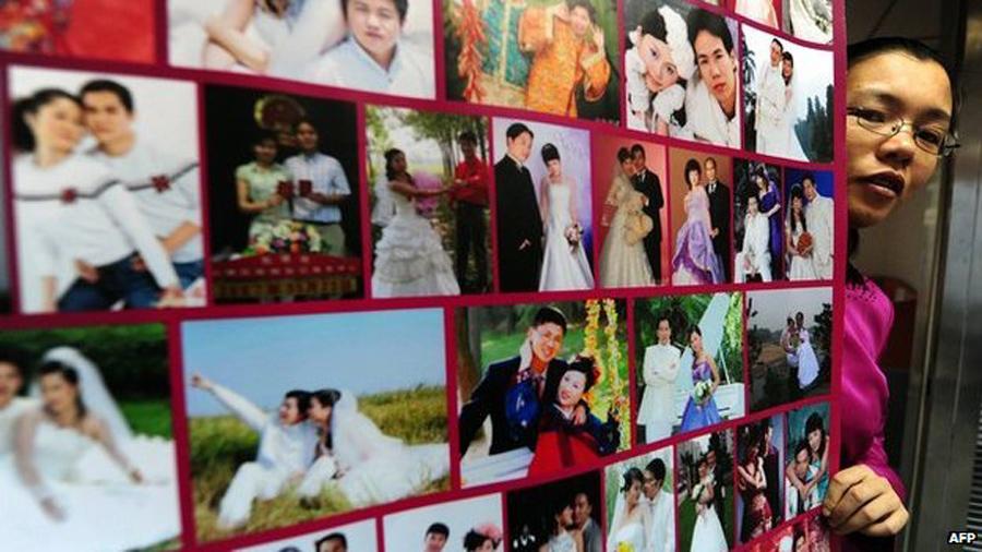 Amor en China, Kienyke
