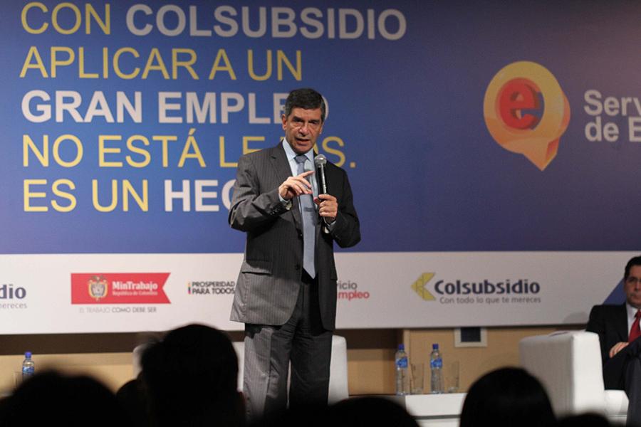Agencia de empleo Colsubsidio, kienyke