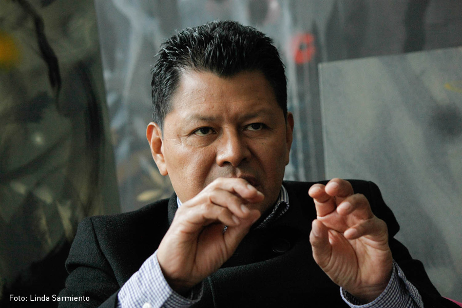 Carlos Jacanamijoy, Kienyke