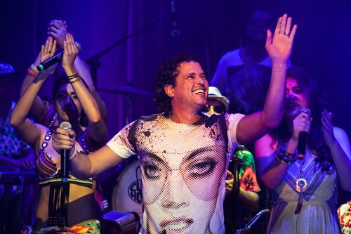 Carlos Vives en Gaira Cafe, kienyke