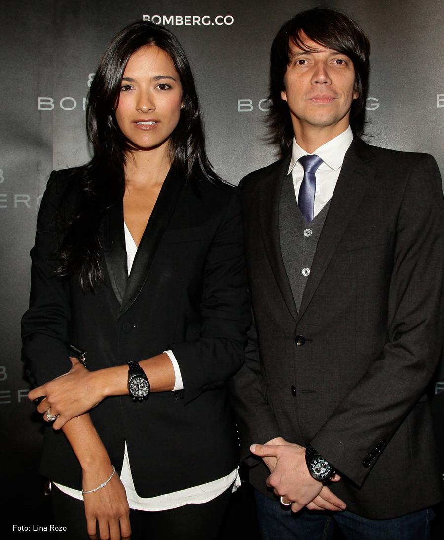 Carolina Castro y Pacho Escobar, Kienyke