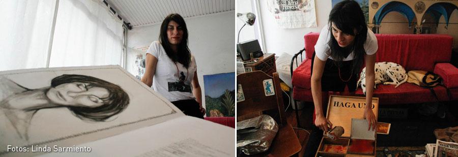 Catalina Ruiz, Kienyke