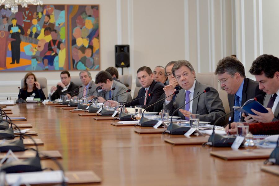 Consejo de ministros, kienyke