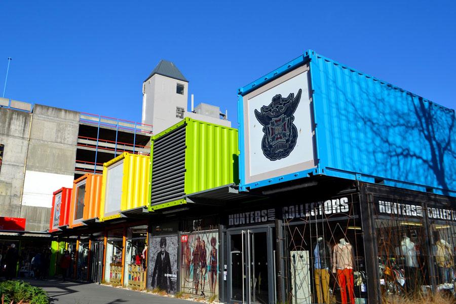 Containers, Kienyke