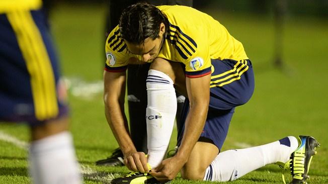 Colombia le puso suspenso a su clasificación