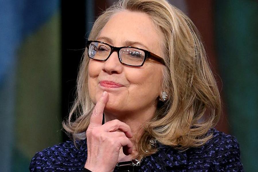 Hillary Clinton,kienyke