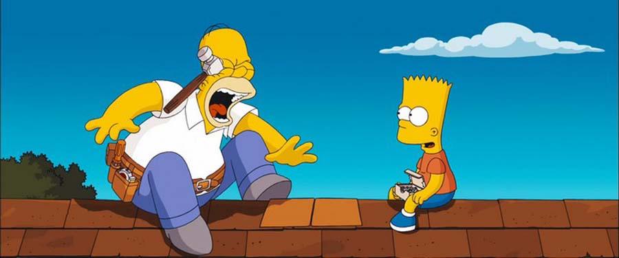 Homero Simpson Estupido, kienyke