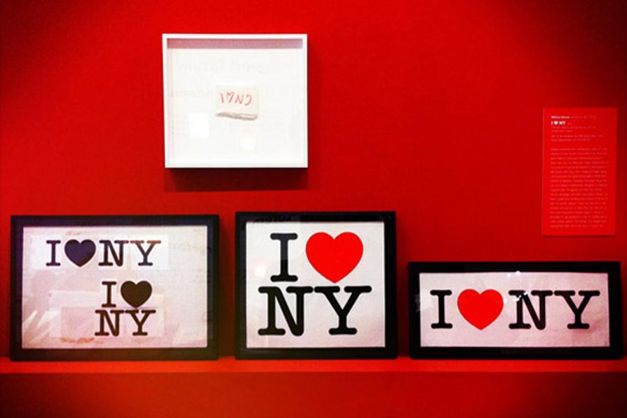 I love New York, Milton Glaser, Kienyke