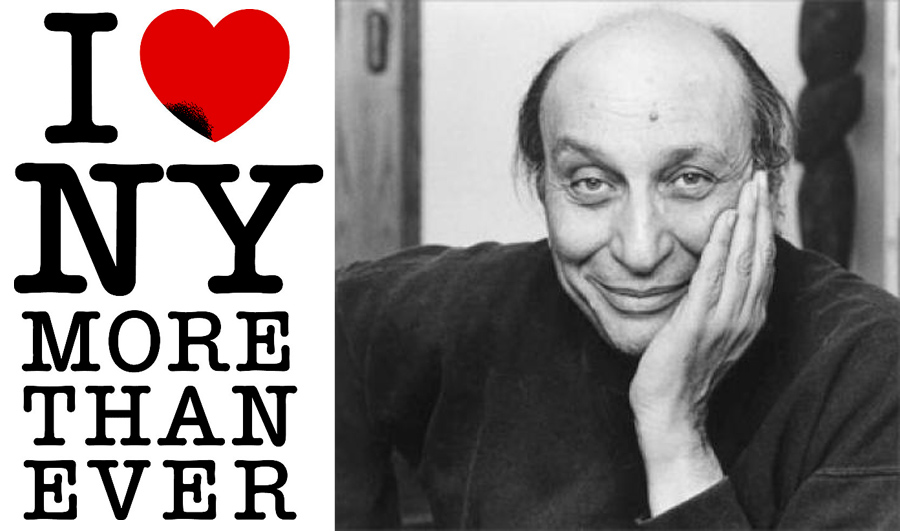 I love New York, Milton Glaser