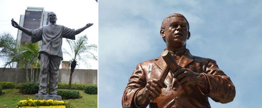 Joe Arroyo, Estatua, Cartagena, Barranquilla, Kienyke
