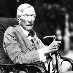 John Rockefeller, Kienyke