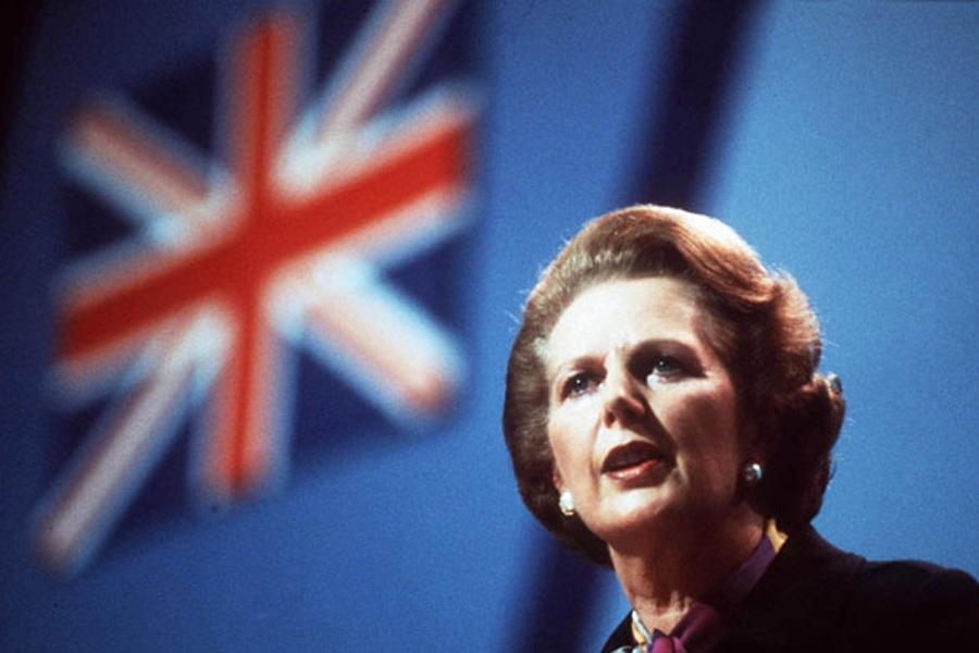 Margaret Thatcher, Kienyke