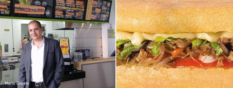Mario Copete, Sandwich Cubano, Kienyke