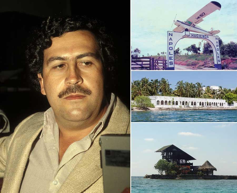 Pablo Escobar, Kienyke