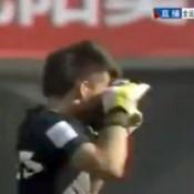 Peor gol del mundo, kienyke