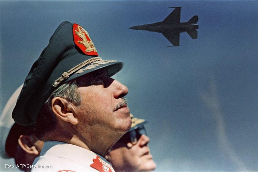 Augusto Pinochet, Kienyke