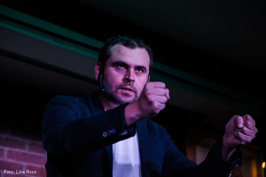 Ricardo Quevedo, Kienyke