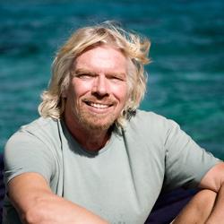 Richard Branson, Kienyke