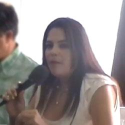 Silvia Cristina Ortiz Agudelo, Kienyke
